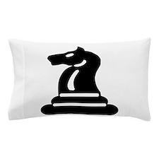 Knight Chess Piece Pillow Case