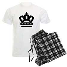 King Chess Piece Pajamas