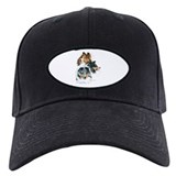 Sheltie Portraits Baseball Hat
