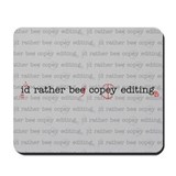 Unique Copyediting Mousepad