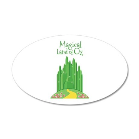 Magical Land Of Oz Wall Decal