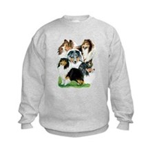 Sheltie Group Jumpers