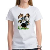 Sheltie Group Tee