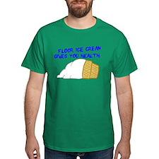 Floor Ice Cream T-Shirt