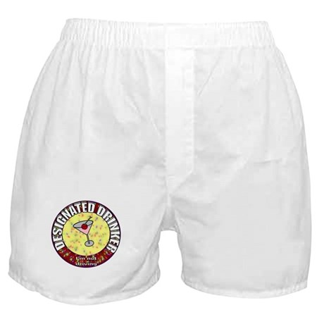 Designated Drinker t-shirt Boxer Shorts