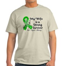 Wife Strong Survivor T-Shirt