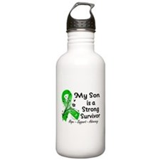 Son Strong Survivor Water Bottle