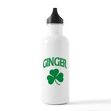 Ginger Shamrock Water Bottle