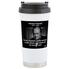 Cute Winston Travel Mug