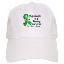 Granddaughter Strong Survivor Baseball Cap