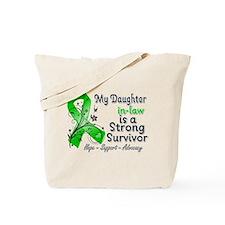 Daughter-in-Law Strong Survivor Tote Bag