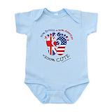 American british Baby