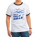 Gulls! Gulls! Gulls! Ringer T