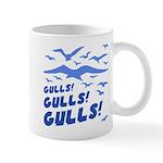 Gulls! Gulls! Gulls! Mug
