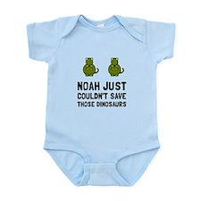 Noah Dinosaurs Body Suit