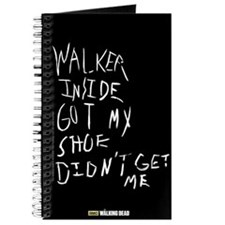 walking dead carl's Journal