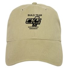 Build Team Baseball Cap