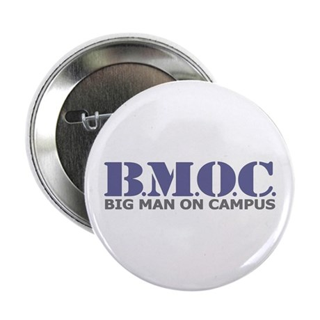 "BMOC (Big Man On Campus) 2.25"" Button (100 pack)"