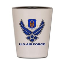 Reserve Command USAF Shot Glass