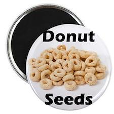 Donut Seeds Magnet