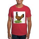 Gold Brabanter Hen Dark T-Shirt