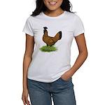 Gold Brabanter Hen Women's T-Shirt