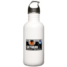 skywarn_noaa_trained Water Bottle