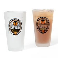 NWS Advanced Skywarn Spotter Drinking Glass