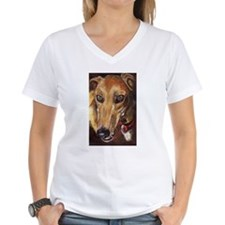 Greyhound  Face Shirt