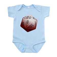 d20 Infant Bodysuit