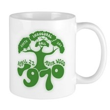Earth Day Inaugural Ball Mug