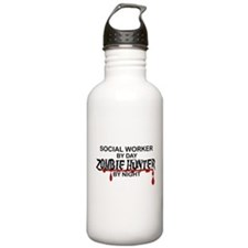 Zombie Hunter - Social Water Bottle