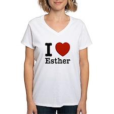 I love Esther Shirt