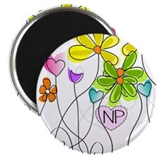 "Nurse Practitioner 2.25"" Magnet (100 pack)"