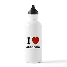I love Annabelle Sports Water Bottle