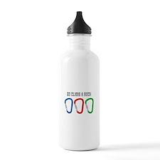 GO CLIMB A ROCK Water Bottle