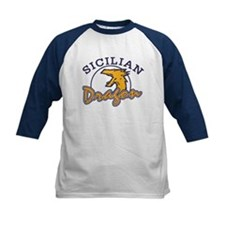 Sicilian Dragon Kids Jersey