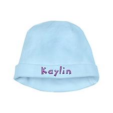 Kaylin Pink Giraffe baby hat