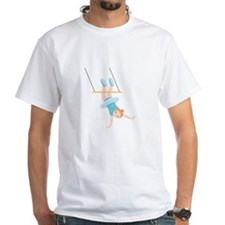 Circus Trapeze Girl T-Shirt