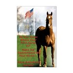 Save America's Horses Print