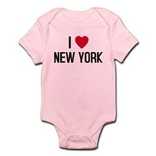 Cute New york city Infant Bodysuit