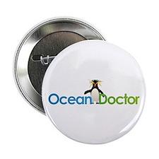 Ocean Doctor Penguin Logo 2.25