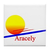 Aracely Tile Coaster