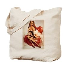 The PinUp Girl. Tote Bag