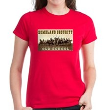 HOMELAND SECURITY - OLD SCHOOL Tee