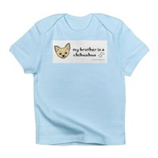 Funny Big brother dog Infant T-Shirt