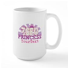 CUSTOMIZE Tofu Princess (Center) Mug
