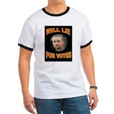 HLLARY LIES T-Shirt