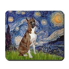 Starry / Boxer Mousepad