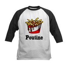 The Greasy Poutine Baseball Jersey
